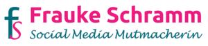 Frauke Schramm - Logo