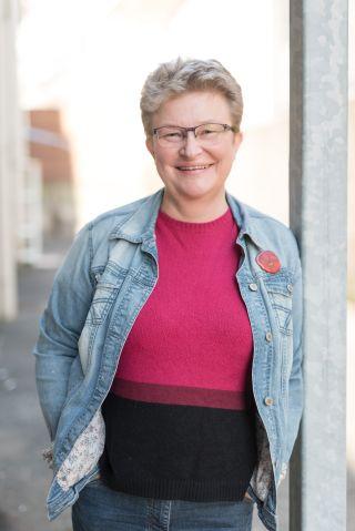 Frauke Schramm Social Media Mutmacherin Porträt Über mich Seite