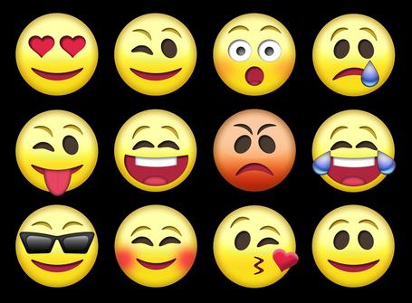 Emojis Beispielbilder