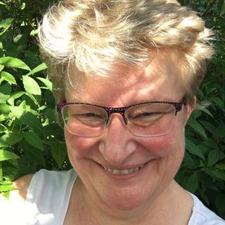 Portrait Frauke Schramm blond