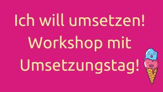 Frauke Schramm Social Media Mutmacherin Workshop 2