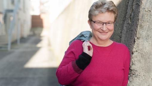 Frauke Schramm Social Media Mutmacherin eine Hälfte des Power-Duo