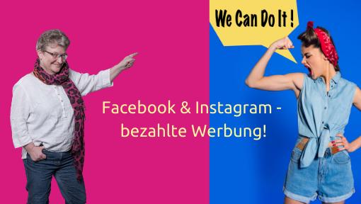 Frauke Schramm Social Media Mutmacherin Übersichtsseite Werbung done for you