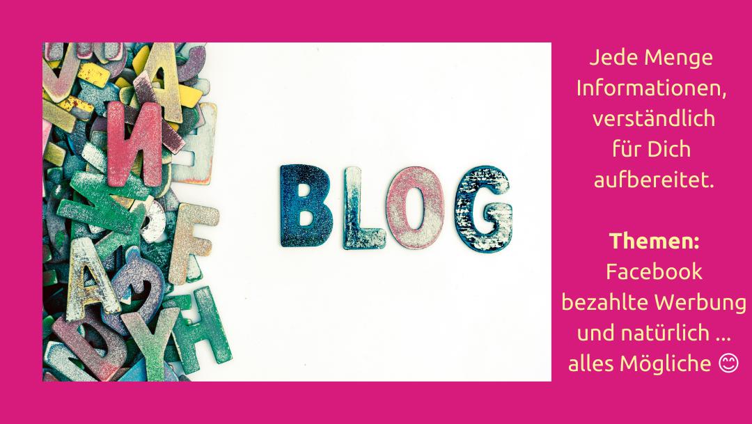 Frauke Schramm Social Media Mutmacherin Startseite Blog