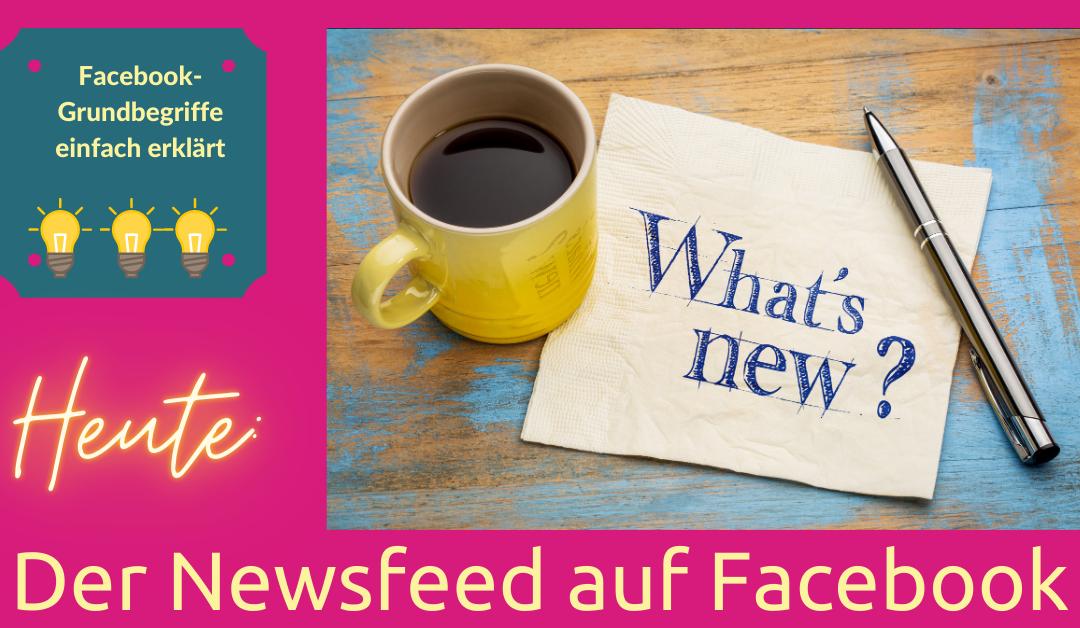 Frauke Schramm Social Media Mutmacherin Newsfeed Titelbild Social Media