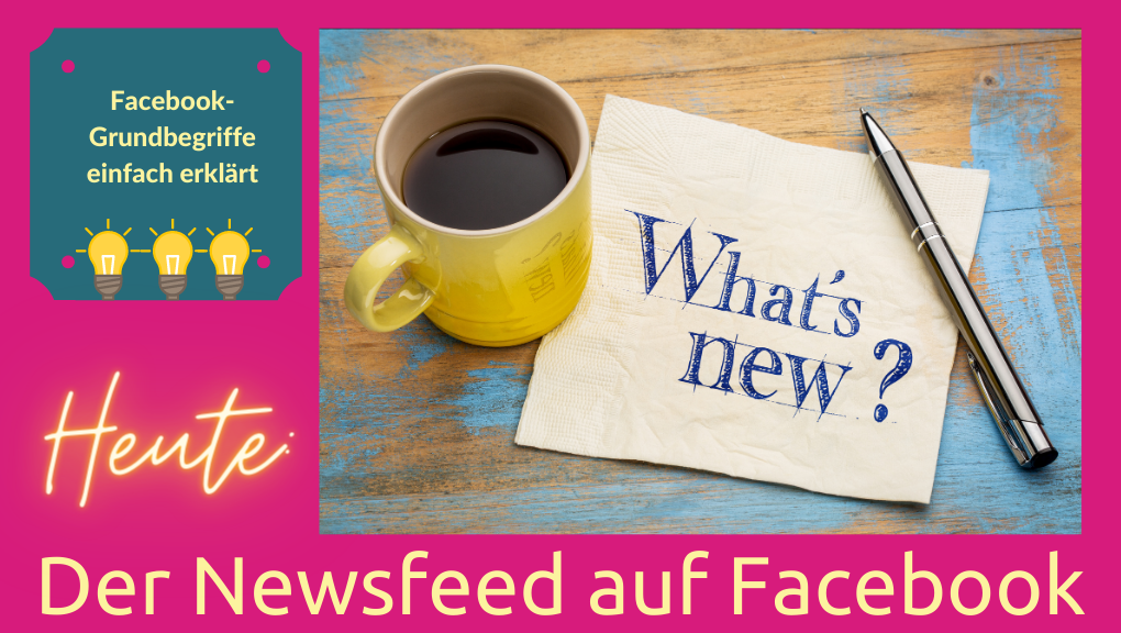 Frauke Schramm Social Media Mutmacherin Porträt Newsfeed Titelbild
