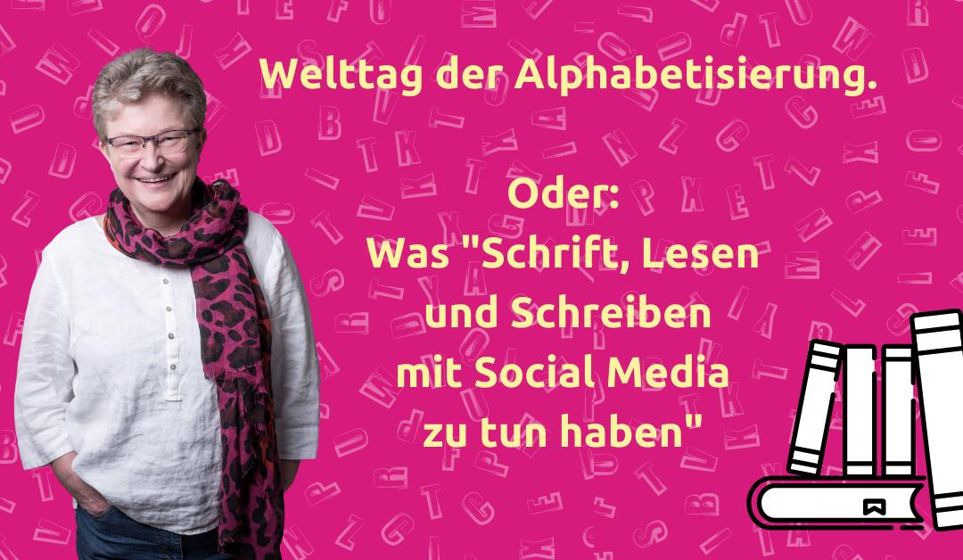 Alphabetisierung und Social Media
