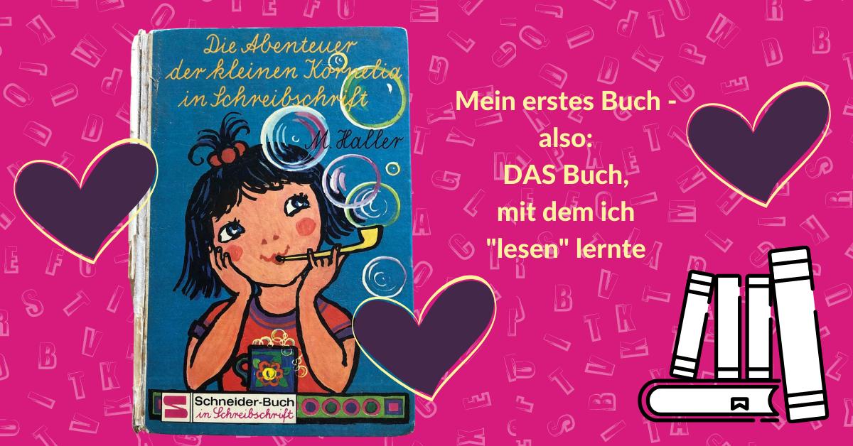 Frauke Schramm Social Media Mutmacherin Alphabetisierung Mein erstes Buch